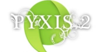 Pyxis 2 0 Open Source OS Created with Microsoft  NET