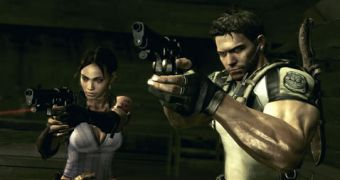 Chris and Sheva might appear on the Wii