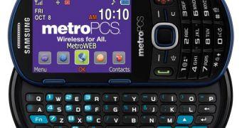 samsung messager iii headed to metropcs rh news softpedia com Samsung Messager R450 Samsung SCH R631 Drivers