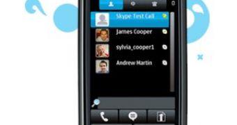 skype pour mobile nokia n96 gratuit