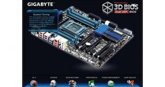 Gigabyte GA-A55-S3P (rev. 1.2) Windows 7