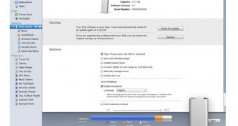 Software Update 1 0 1 Available for 3G iPod shuffle
