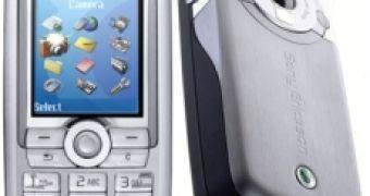 Updating firmware for k700i