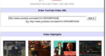 The easiest way to download youtube videos kiss youtube interface ccuart Images