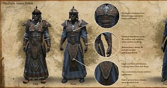 The Elder Scrolls Online Reveals New Orc and Redguard ...