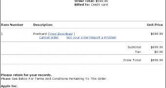 warning fake apple invoices doing the rounds carrying malware