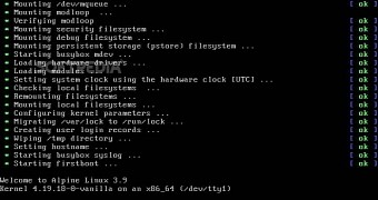 Alpine Linux 3 9 Released with ARMv7 Support, Switches from