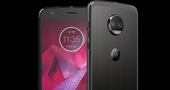 Android 8 0 Oreo Starts Rolling Out to Moto Z2 Force Users on AT&T