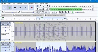 Audacity 2 2 Open-Source Audio Editor Brings MIDI Playback, macOS