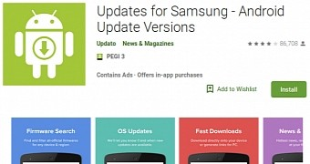 Bogus Android App Says It Can Fix Samsung's Update Problem