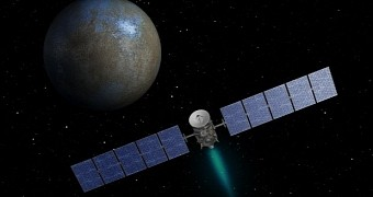 Dwarf Planet Ceres Is a Hoarder, Whatever Hits It Sticks