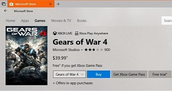 Gears of War 4 for Windows 10 (UWP) Cracked by CODEX