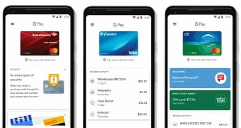 Google Pay Is Now Rolling Out as a Replacement for Android