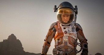 """Here Are the Real Mars Landscapes Featured in """"The Martian"""""""