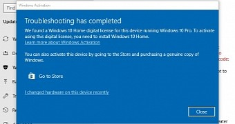 windows 10 activation failed 0xc004c003