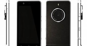 Kodak Ektra Camera Phone Goes on Sale in Europe for €499