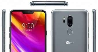 LG G7 ThinQ Leak Shows the Android-Powered Smartphone Will