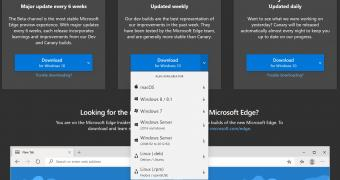 Microsoft Edge Browser (Preview) Now Available on Linux