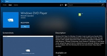 Microsoft Updates $15 Windows 10 DVD Player App (No, It Didn