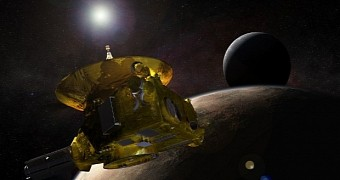 NASA Probe Reveals Size and Shape of Styx, Pluto's Smallest Moon