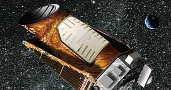 NASA Telescope Spots Zombie Star Tearing Nearby Planet Apart