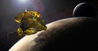New Horizons Beams Back View of Pluto's Miniature Moon Kerberos