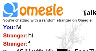 Omegle Lets Anyone Access Your Anonymous Chats