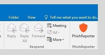 PhishReporter, a Free Outlook Add-In for Reporting Phishing