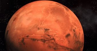 Round and Spherical Pebbles on Mars Were Once Part of a Riverbed