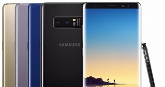 , Samsung Galaxy Note 9 Could Feature 6.4-inch Display, 4,000 mAh Battery