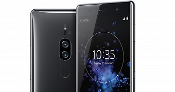 Sony Xperia XZ2 Premium Features World