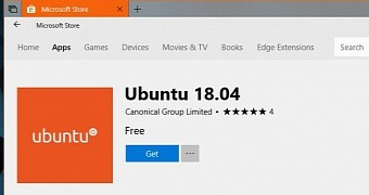 Ubuntu 18 04 Now Available for Download from the Windows 10 Store