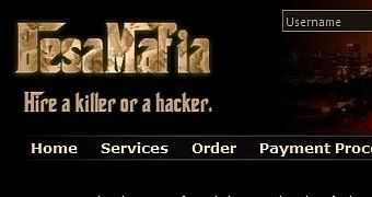 Website of Albanian Hitmen-For-Hire Hacked, Data Dumped Online