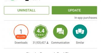 WhatsApp for Android Receives Update That Adds Starred