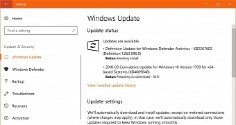Windows 10 Cumulative Update KB4089848 Fails to Install, Hits Other
