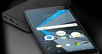 "BlackBerry DTEK50, ""World's Most Secure Android Smartphone"