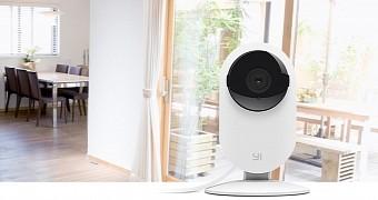 Yi Technology Home Cameras Exploitable Using Multiple Vulnerabilities