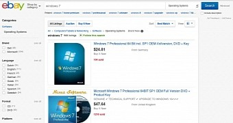 Windows 7 product keys are more affordable these days