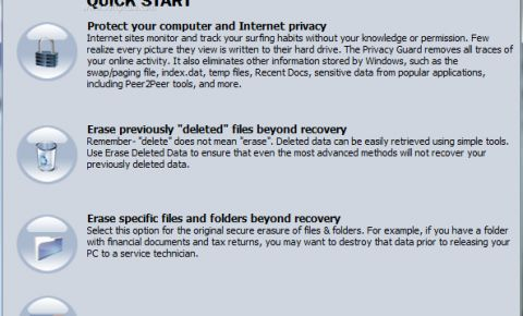 East-Tec Eraser Kills All Chance of Data Recovery