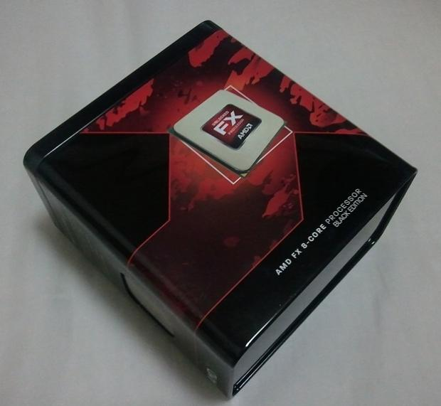 AMD FX-8150 CPU Retail Packaging Pictured