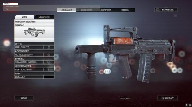 battlefield 4 reveals all weapons coming in weapon crate update