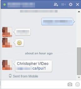 Bogus Chrome Video Installer Delivered via Facebook Messenger