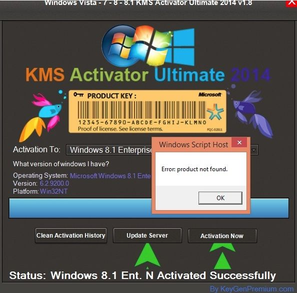 kms activator ultimate windows 8.1