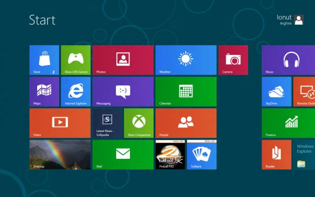 IE10 Connected with Apps in Windows 8's Metro UI