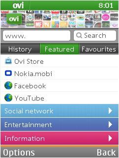 Ovi Browser Updated, Still in Beta