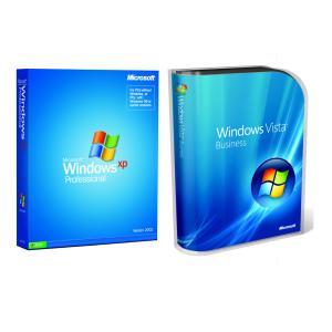 Windows XP Professional - Windows Vista Business Feature Comparison