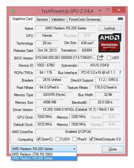 390x vs 290x benchmark