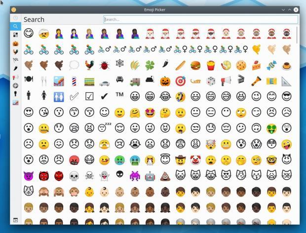 Emoji Selector