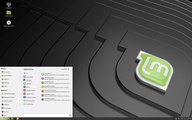 Linux Mint 19.2 MATE