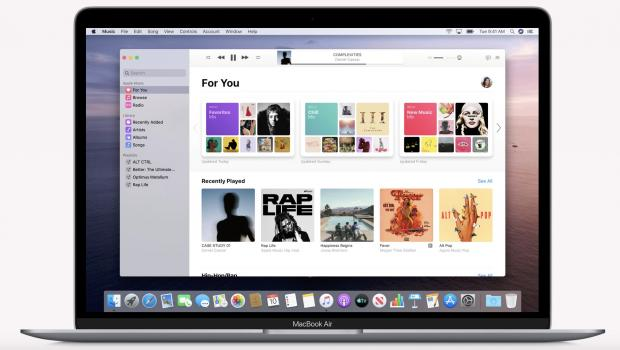 Aplikasi Musik baru